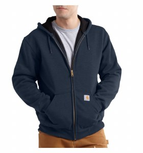 100632 Thermal-Lined Sweatshirt