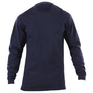 40052 Long Sleeve Station T Shirt