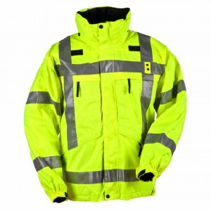 48033 High Visibility Reversible 3-In-1 Parka
