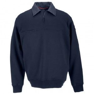 72301 Denim Collar Job Shirt