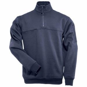 72314 1/4 Zip Job Shirt