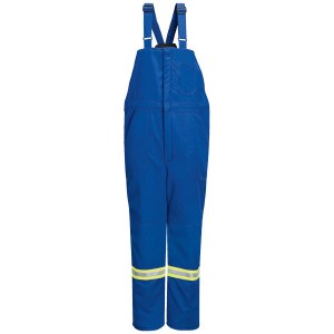 BNNT Deluxe Insulated Bib Overall with Reflective Trim