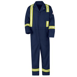 CECT Classic Coverall With Reflective Trim