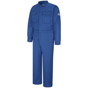 CNB6 Flame Resistant Deluxe 6oz Coverall