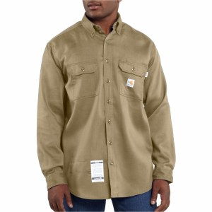 FRS003 Work Dry Twill Shirt
