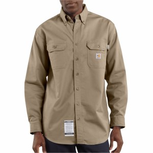 FRS160 Flame Resistant Twill Pocket Shirt