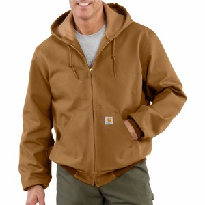 J131 Thermal Lined Duck Jacket