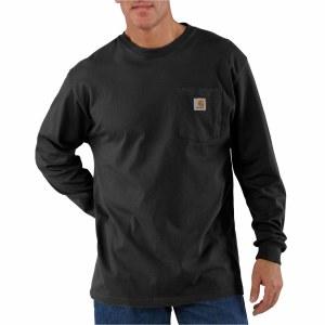 K126 Workwear Pocket Long-Sleeve T-Shirt