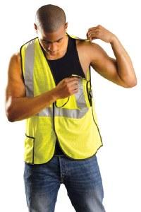 LUX-SSBRPC High Visibility Premium Break-Away Vest