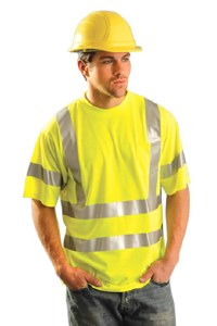 LUX-SSETP3 High Visibility Classic Standard Wicking Shirt