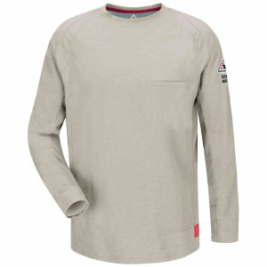 QT32 Flame Resistant iQ Long Sleeve T-Shirt