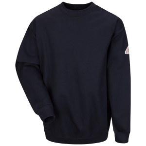 SEC2 Flame Resistant Pullover Crewneck Sweatshirt