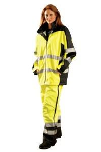 SP-BRJ High Visibility Speed Collection Premium Rain Jacket