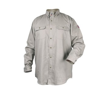 WF2110-ST Flame Resistant Cotton Work Shirt