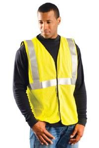 LUX-SSGC/FR Premium Flame Resistant Mesh Vest