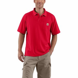 K570 Contractor's Work Polo