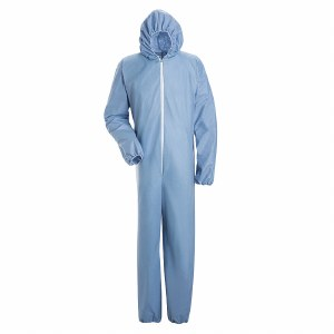 KEE2SB Flame Resistant Disposable Coverall