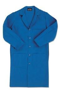 KNL2 Royal Blue S Flame Resistant Lab Coat