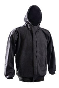 LUX-SWTZFR Non-ANSI Flame Resistant Full Zip Hoodie