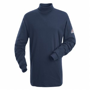 SEK2 Flame Resistant Long Sleeve Mock Turtle Neck