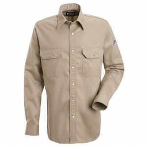 SES2 Flame Resistant Snap Front Uniform Shirt