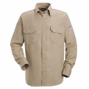 SNS2 Flame Resistant Snap Front Uniform Shirt