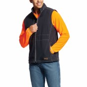 10020780 ARIAT REBAR STRETCH CANVAS SOFTSHELL VEST