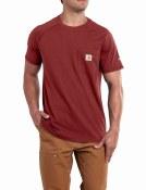 100410 Force Cotton Delmont Short-Sleeve T-Shirt