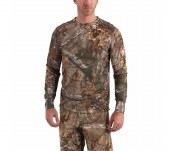 102222 Base Force Extremes Cold Weather Camo Crewneck