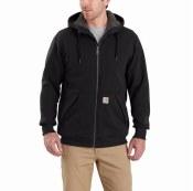 103308 Rain Defender Rockland Sherpa-Lined Full-Zip Hooded Sweatshirt