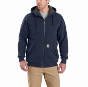 103308 Rain Defender Rockland Sherpa-Lined Full-Zip Hooded Sweatshirt