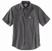 103555 Rugged Flex Rigby Short-Sleeve Work Shirt