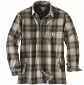 103821 Hubbard Sherpa-Lined Shirt Jac
