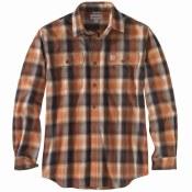 103822 Hubbard Flannel Long-Sleeve Shirt