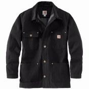 103825 Washed Duck Chore Coat