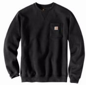 103852 Crewneck Pocket Sweatshirt