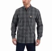 104142 Fort Plaid Long-Sleeve Shirt