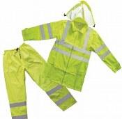 7252 Hi-Vis Class 3 Rain Suit