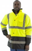 75-1303 Majestic Parka Hi-Vis Waterproof Rain Jacket