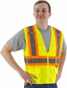 75-3209 High Visibility Mesh Vest