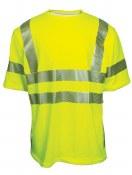 C54HY__C3 Flame Resistant Hi-Vis Short Sleeve Safety Tee