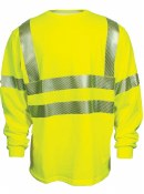 C54HYLSC3 Flame Resistant High Visibility Shirt