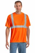 CS401 ANSI 107 Class 2 Safety T-Shirt