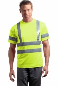 CS408 Class 3 Snag-Resistant Reflective T-Shirt