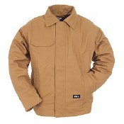 FRJ02 Flame Resistant Quilt Lined Bomber Jacket