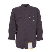 FRSH10 Berne Flame Resistant Button Down Workshirt