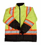 PUFC3 Insulated Class 3 Puff Jacket