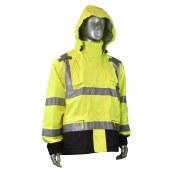 RW32-3Z1 HD Ripstop Waterproof Rain Jacket