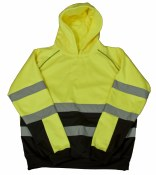WR328020 Water Repellent Hi-Vis Pullover