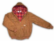 FR3507BN Flame Resistant Duck Insulated Jacket